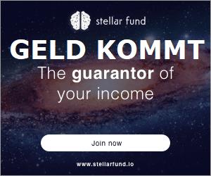 Stellarfund dritte Auszahlung
