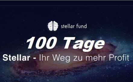 Stellarfund 100 Tage