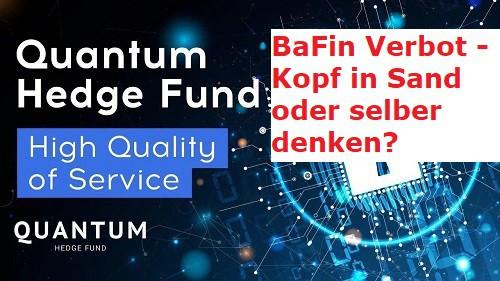 Quantum Hedge Fund Bafin