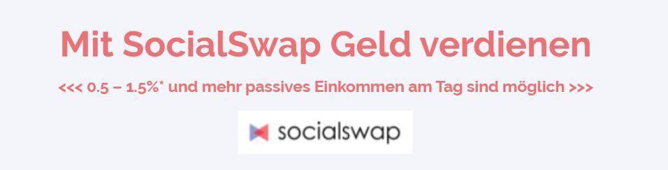 SocialSwap Anleitung #1